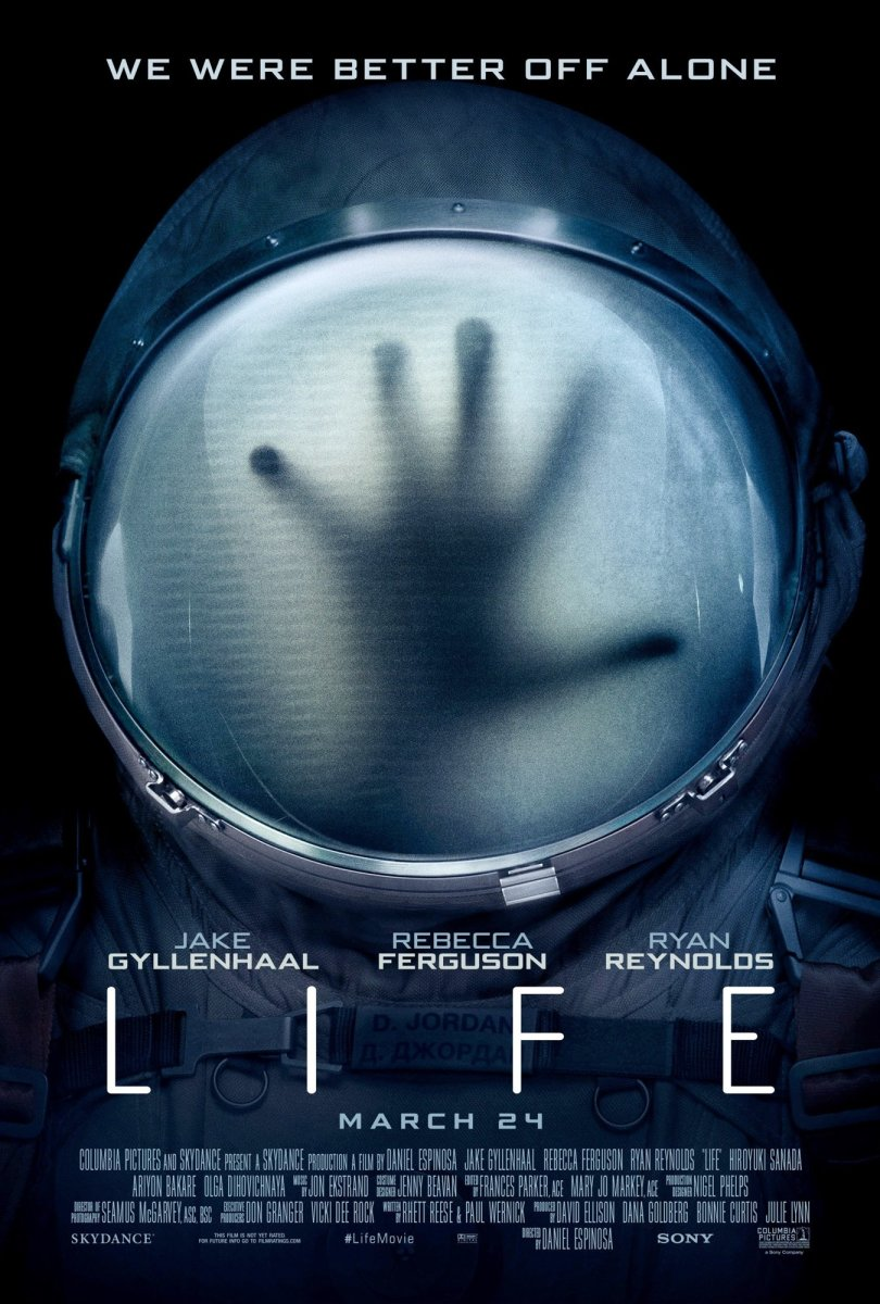 """""""Life"""": Movie Review"""