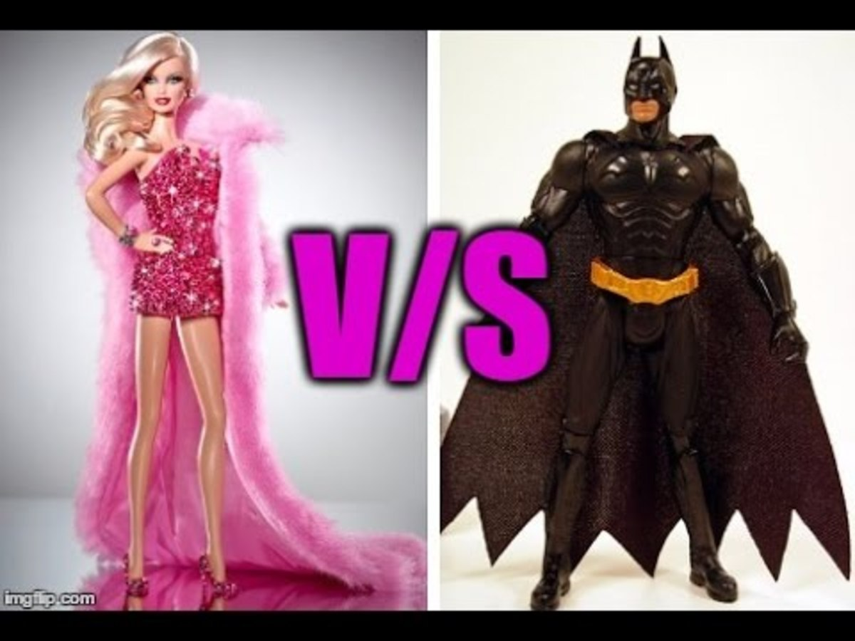 Batman vs. Barbie