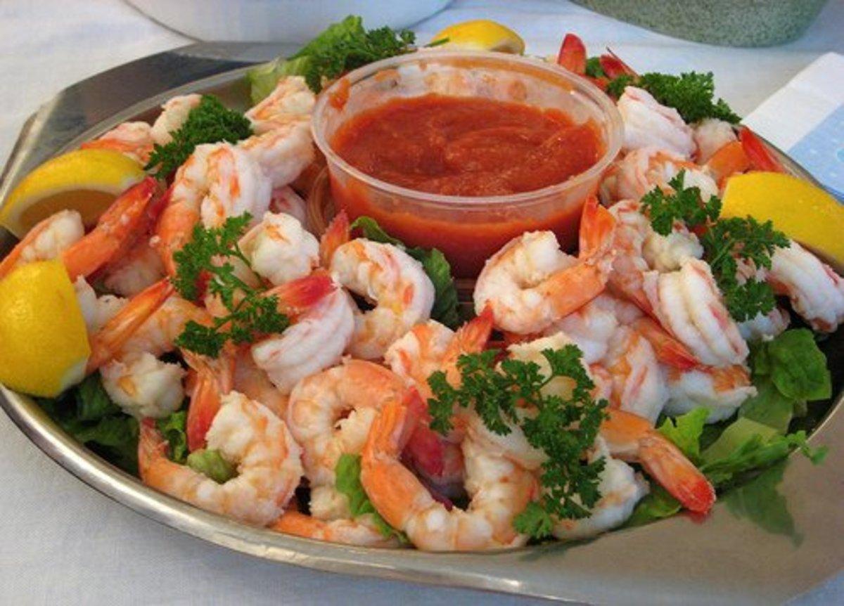 The Dirty Secret of Shrimp Farming
