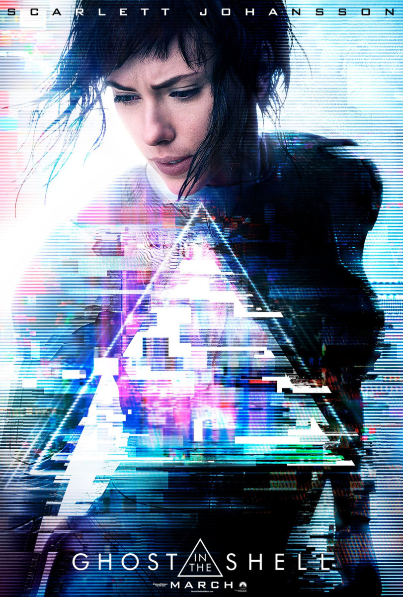 """""""Ghost in the Shell (2017)"""": Movie Review"""