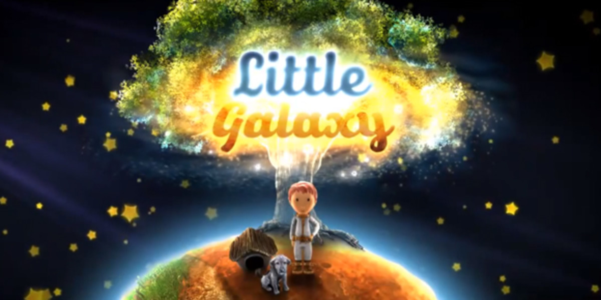 Little Galaxy Review - Endlessly Jumping Through Space