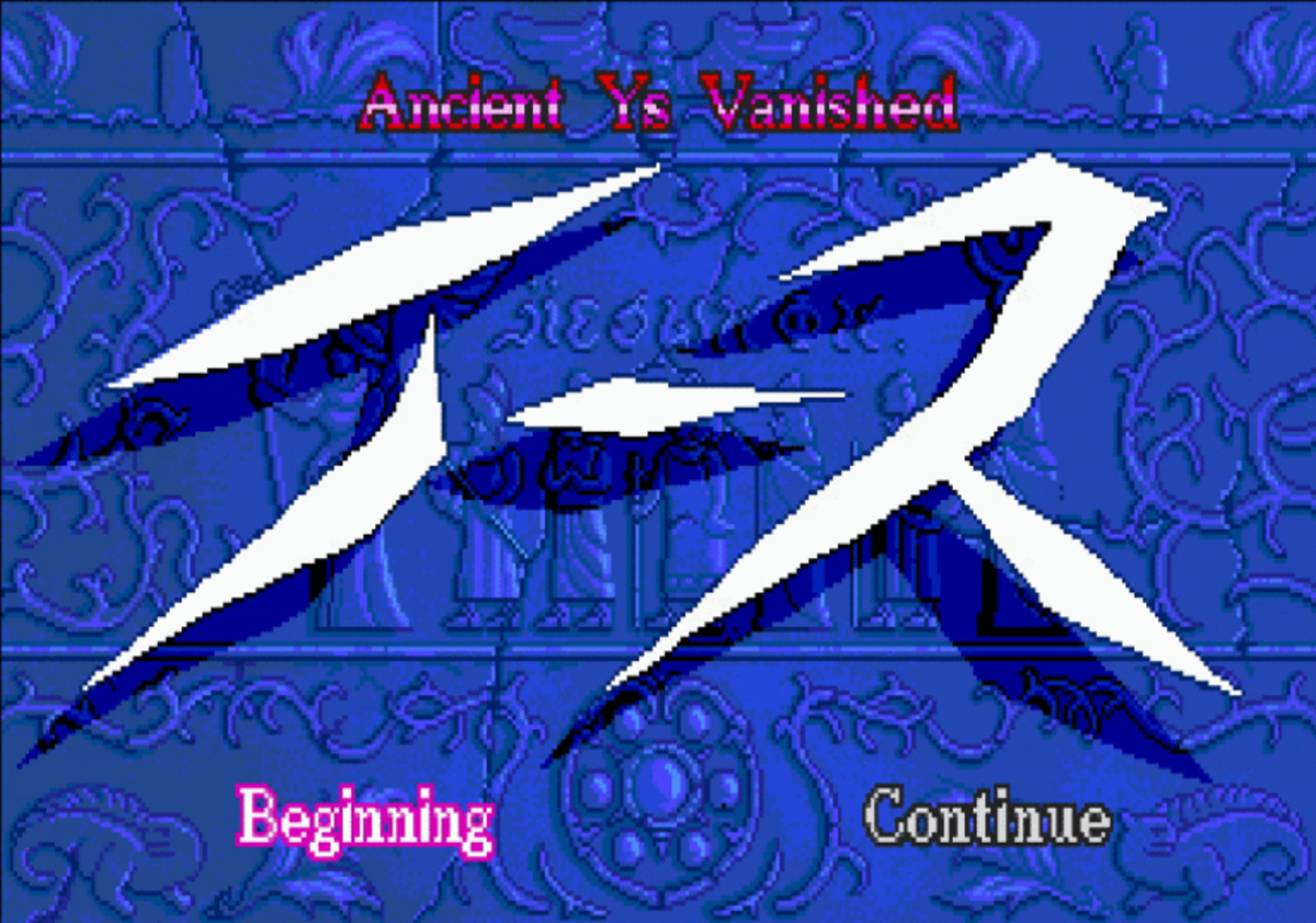 Ys Series Review Part 1 - Ancient Ys Vanished and the Final Chapter