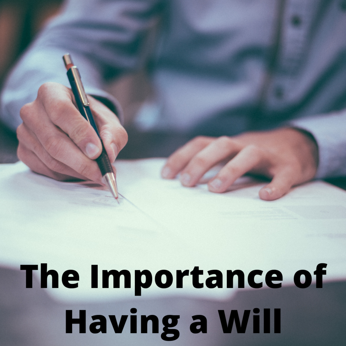 Read on to learn why having a will is such a critical and important thing.