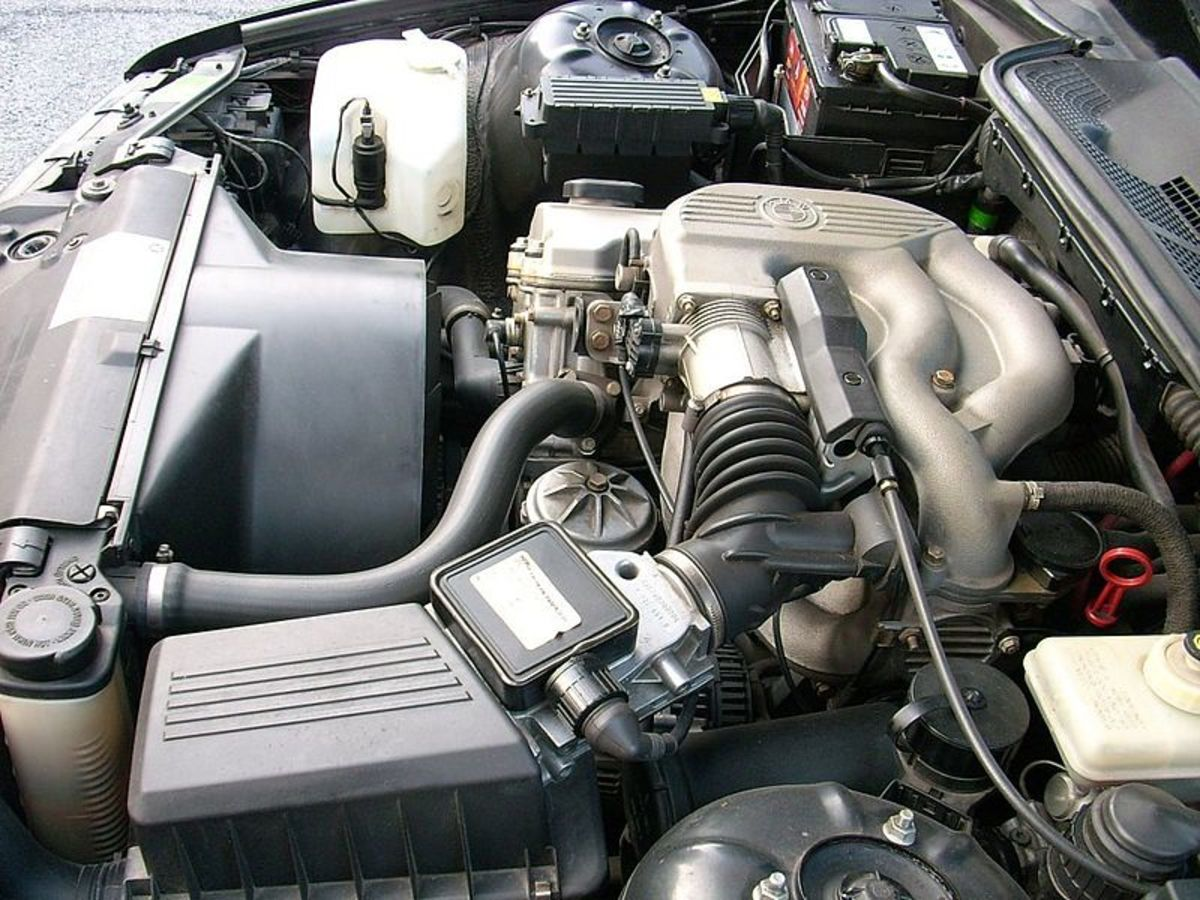 Poor maintenance can lead to low engine power.