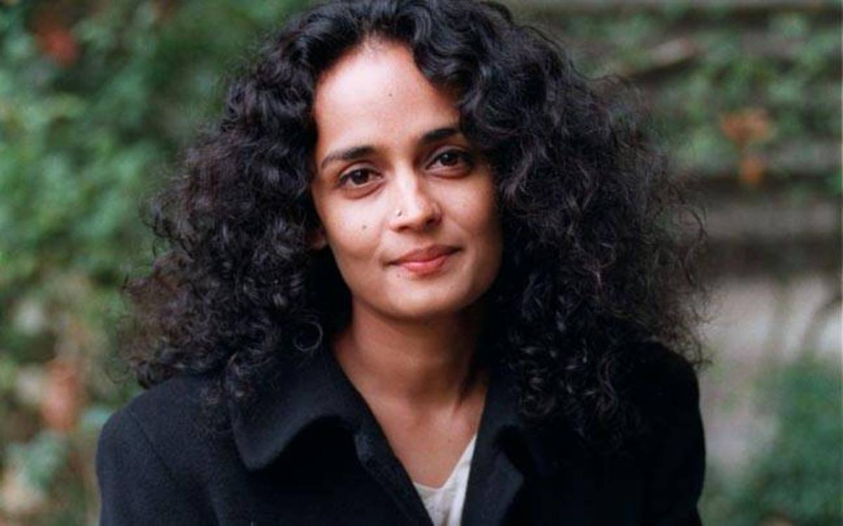 Man Booker Prize Winner Author- Arundhati Roy