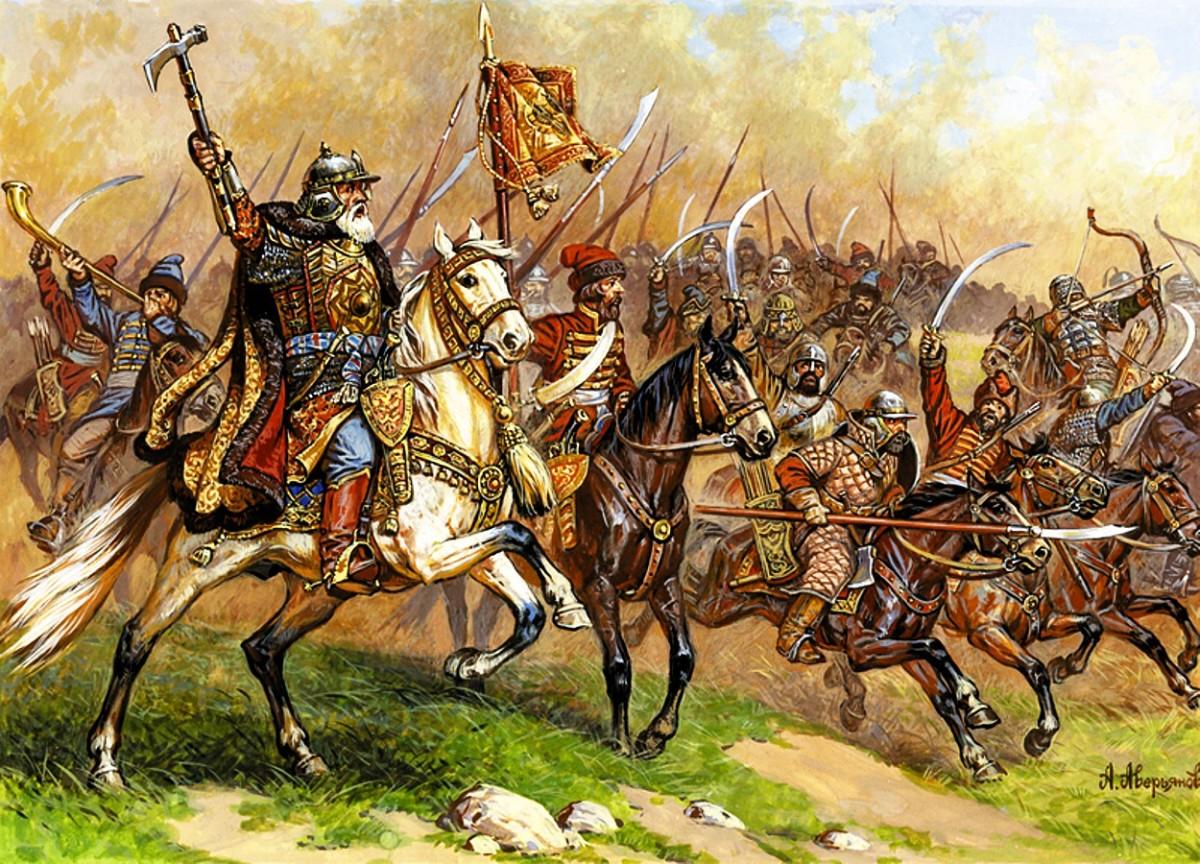 Tales of TanCred; The Satjon Invasion (Part IV)