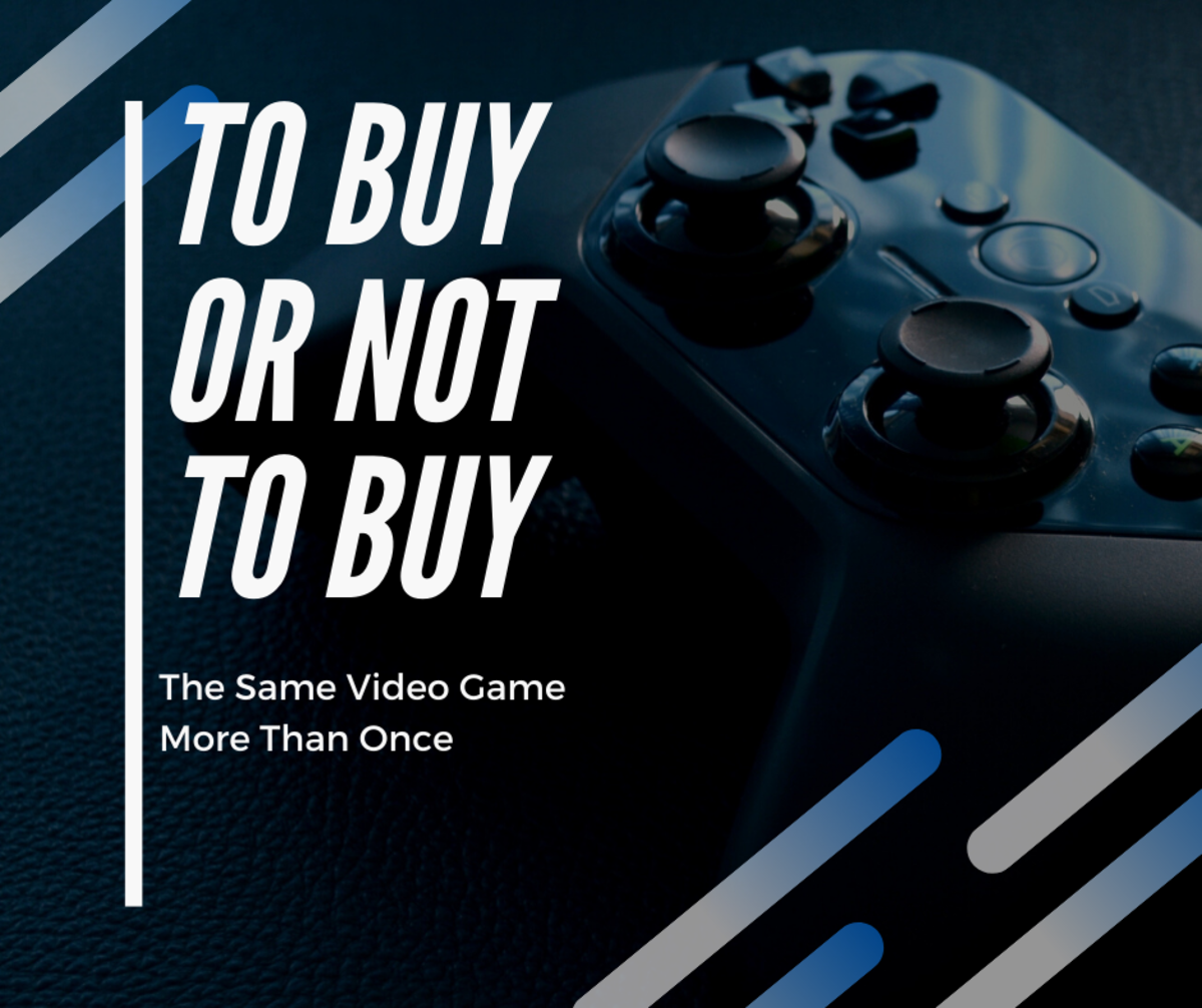 Is It Worth It to Buy a Video Game More Than Once?