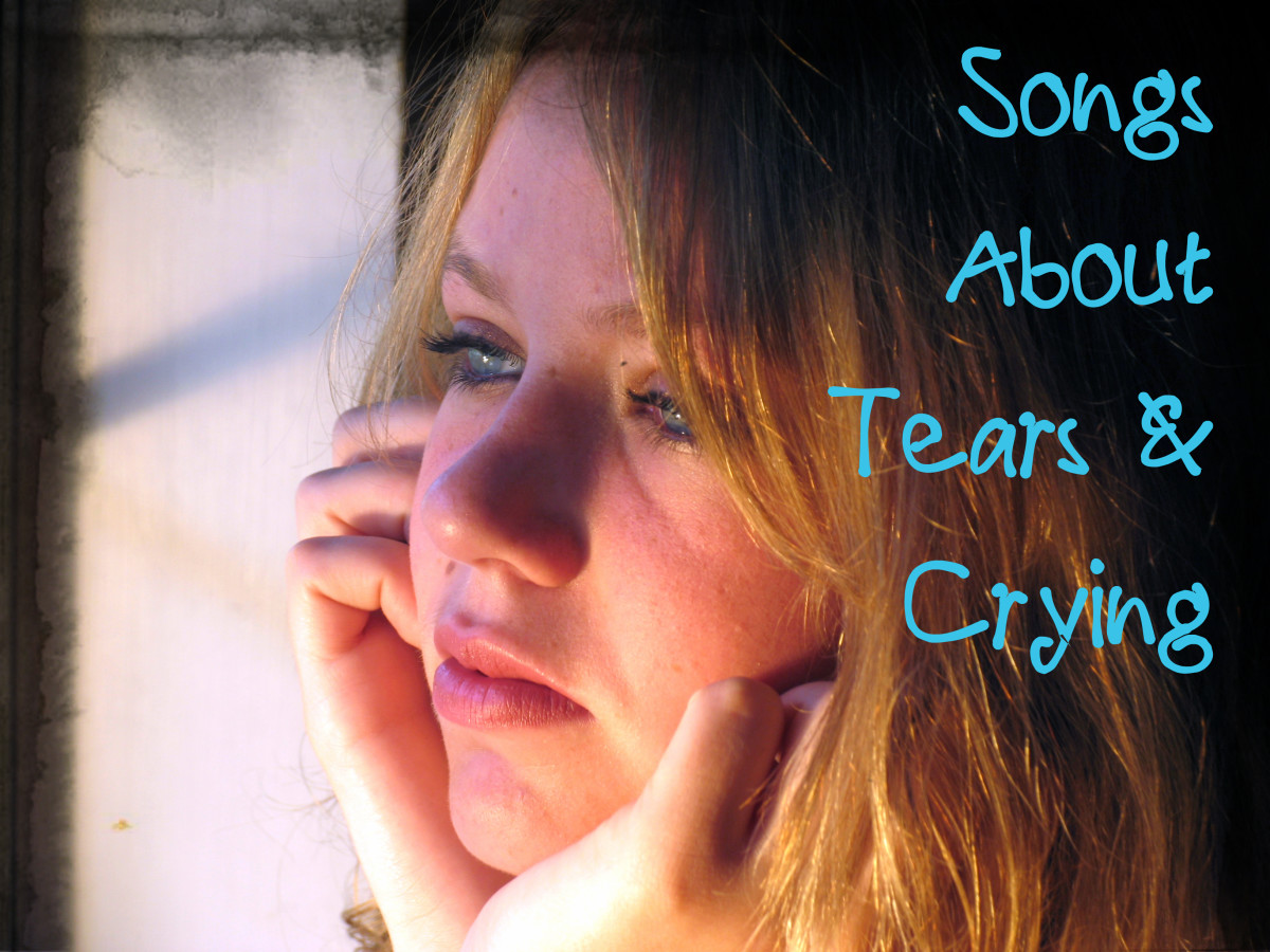 74 Songs About Crying and Tears