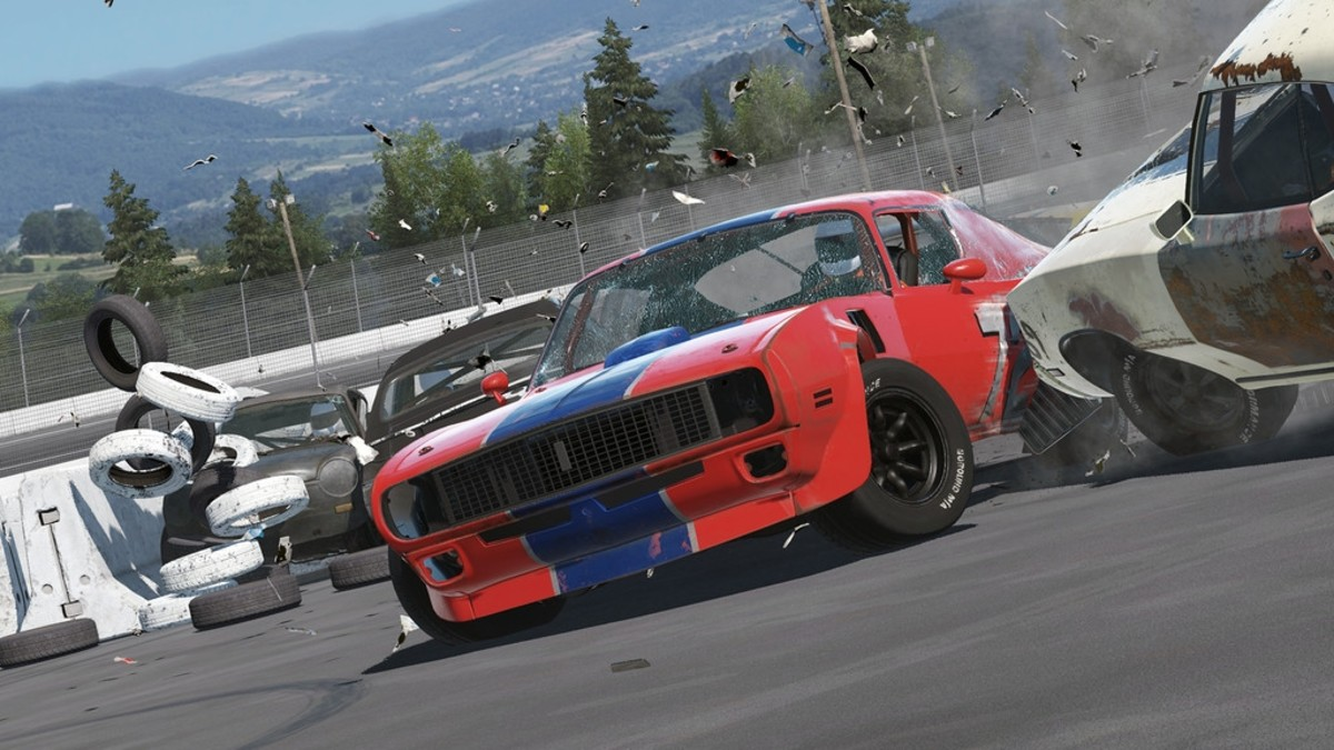 Next Car Game: Wreckfest- Guilty Pleasures