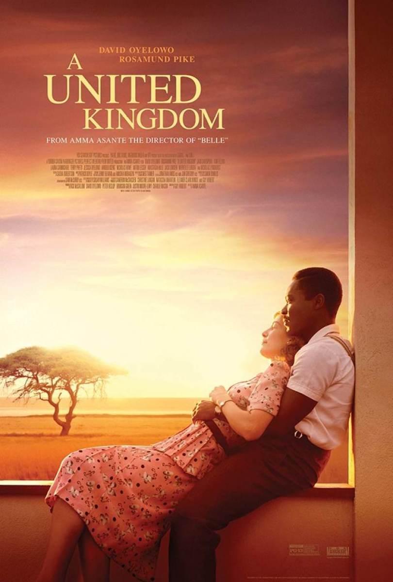 A United Kingdom: Movie Review