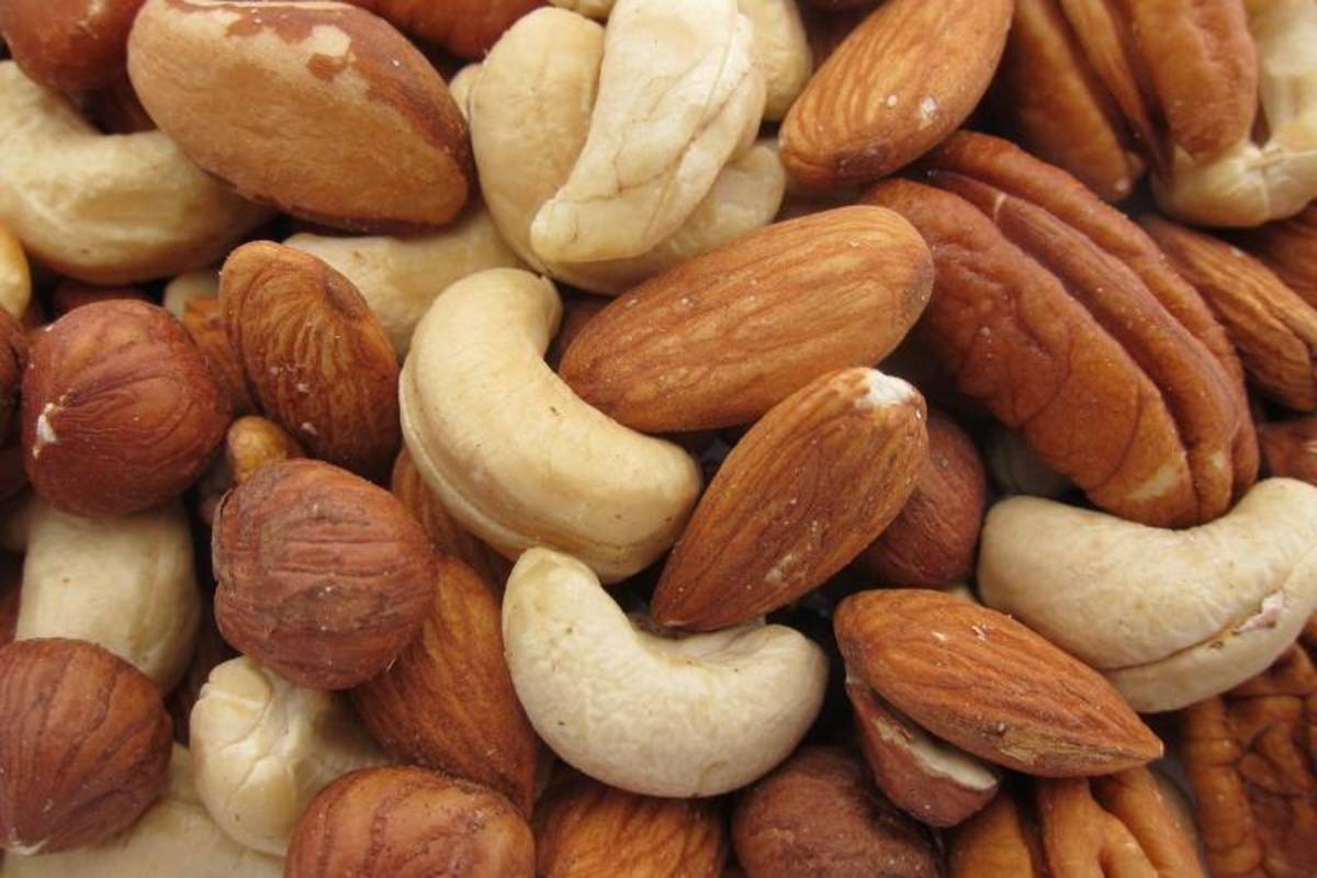 Five Healthy Snacks That Taste Great