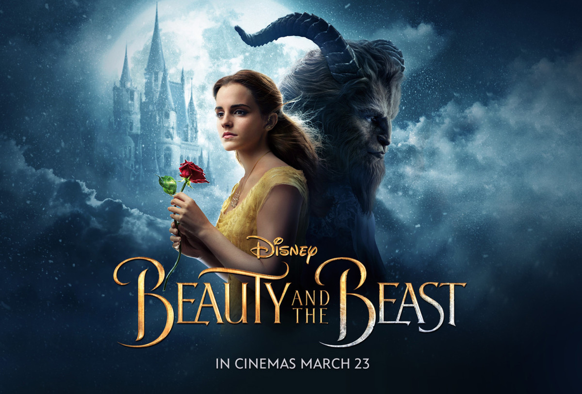 Beauty and the Beast (2017) – A Millennial's Movie Review