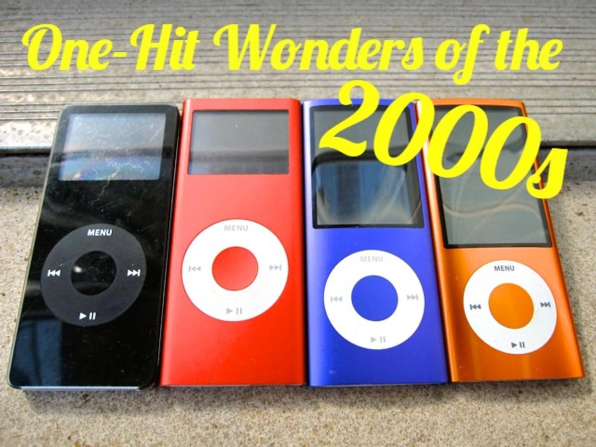 87 One-Hit Wonders of the 2000s