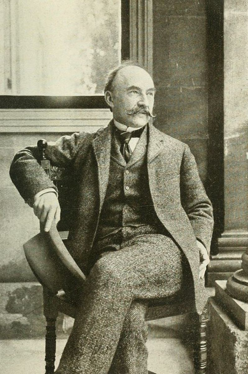 "Analysis of Poem ""Neutral Tones"" by Thomas Hardy"