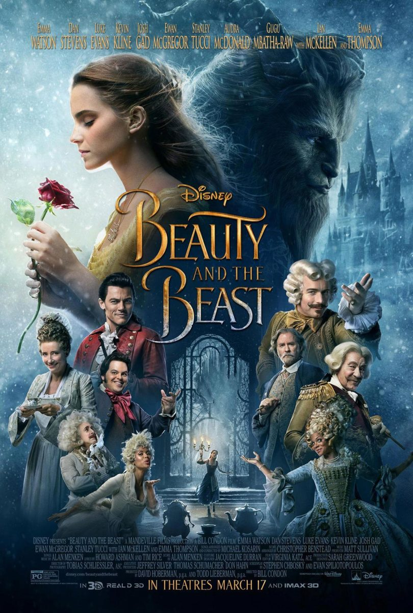 """""""Beauty and the Beast (2017)"""": Movie Review"""