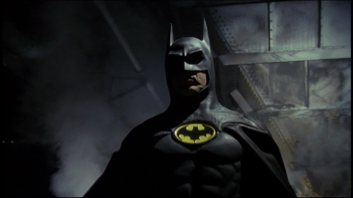 Hardcore fans will say you can't top the original. Superhero films have dramatically improved, but Burton's Batman remains for many the iconic version.