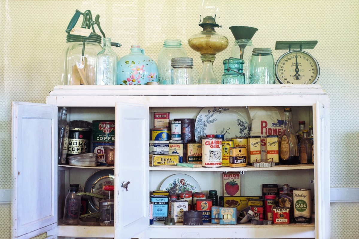 Is it time to update your pantry with healthier food choices?