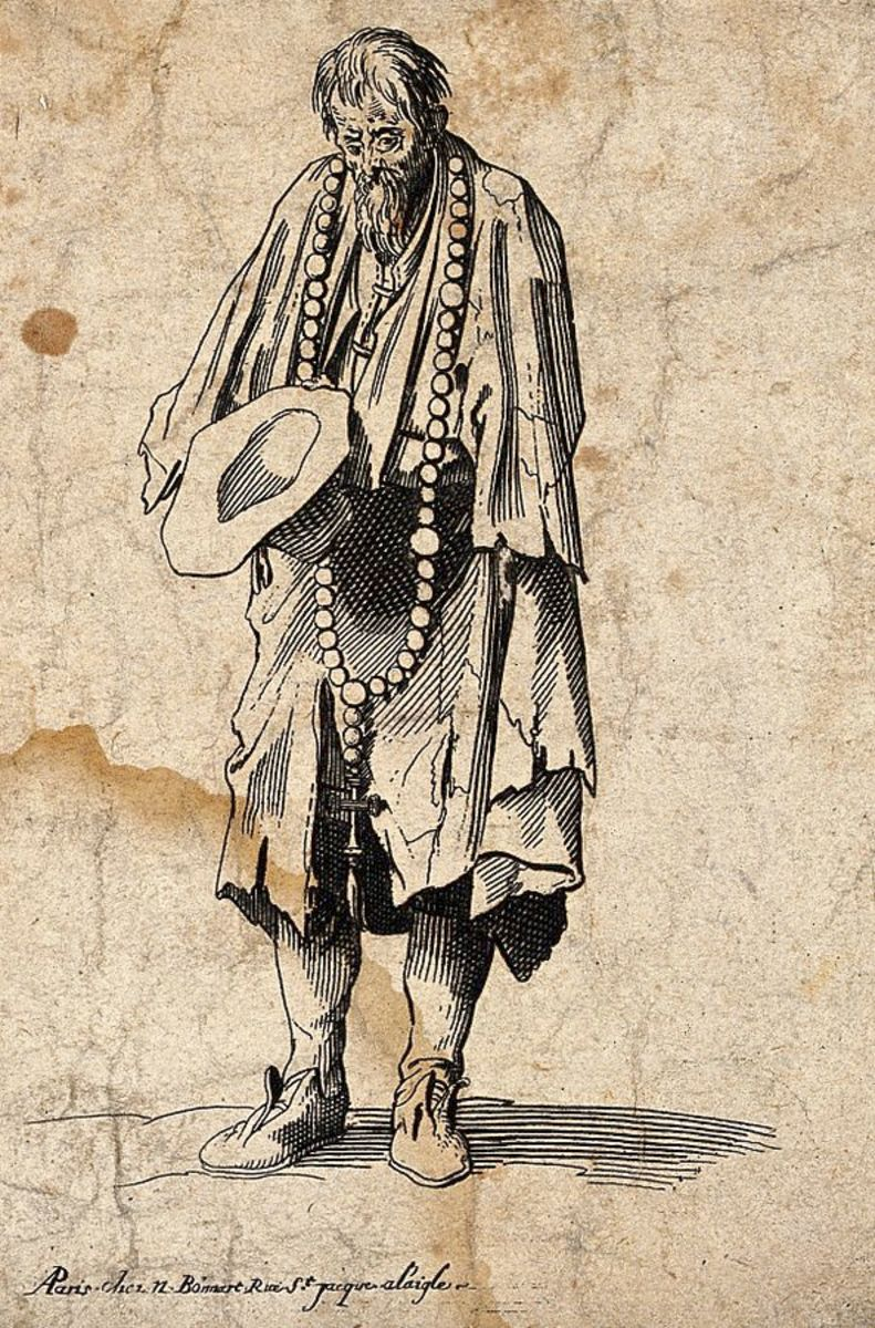 beggar-prophet