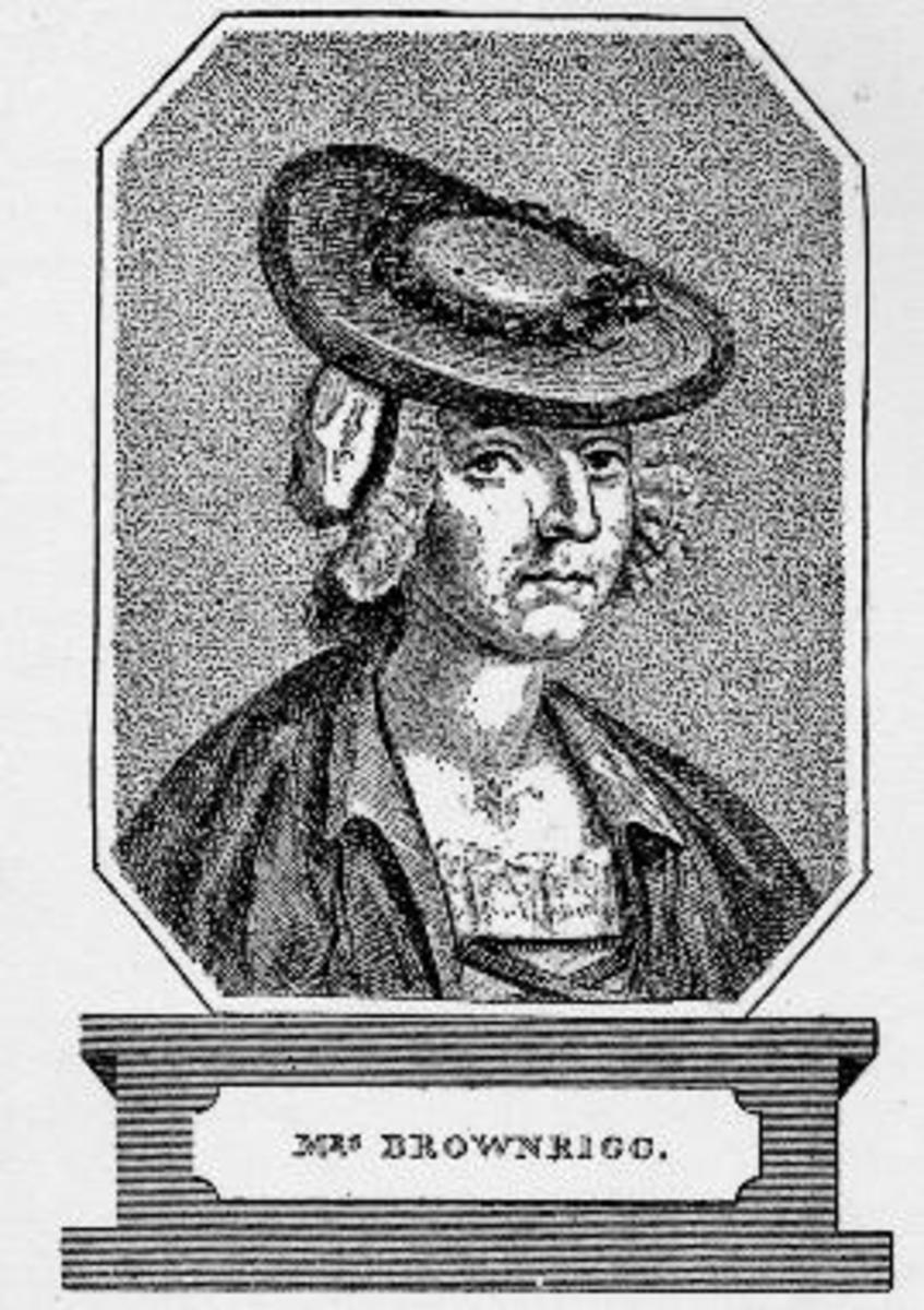 Elizabeth Brownrigg: A Notorious Abuser of Servants
