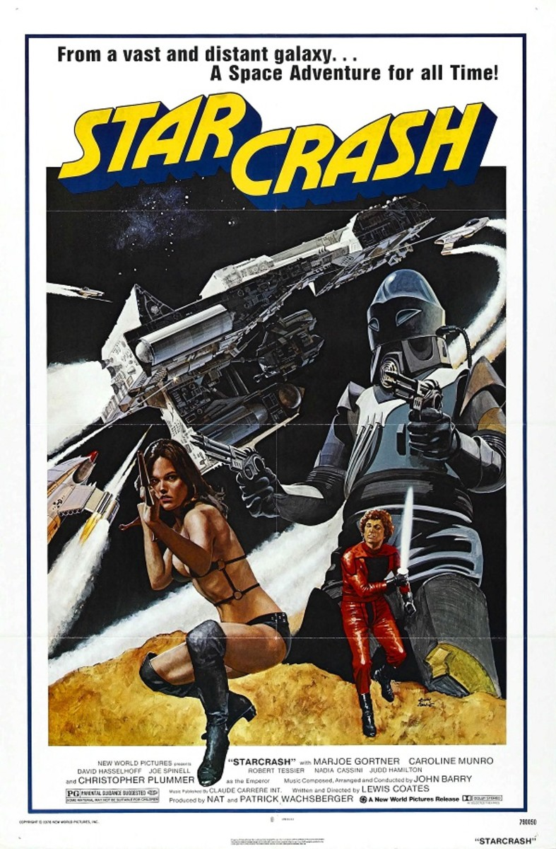 "Great Bad Movies: ""Starcrash"" (1978)"