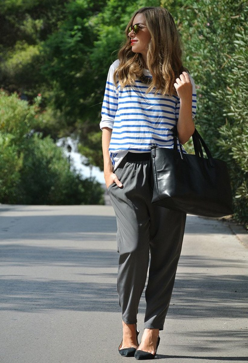 Three Basic Rules to Wear Pants Modestly