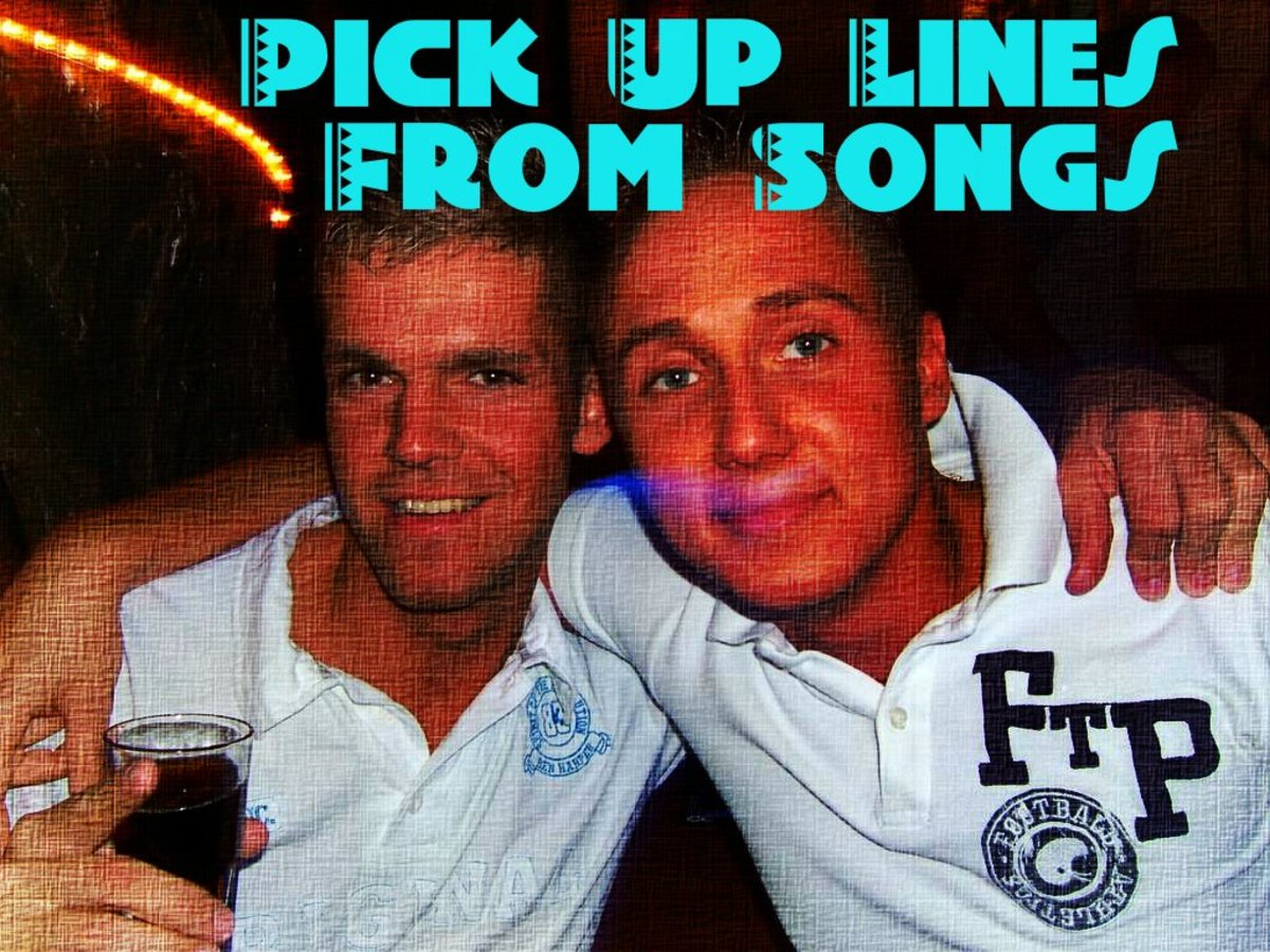 53 Songs With Pickup Lines