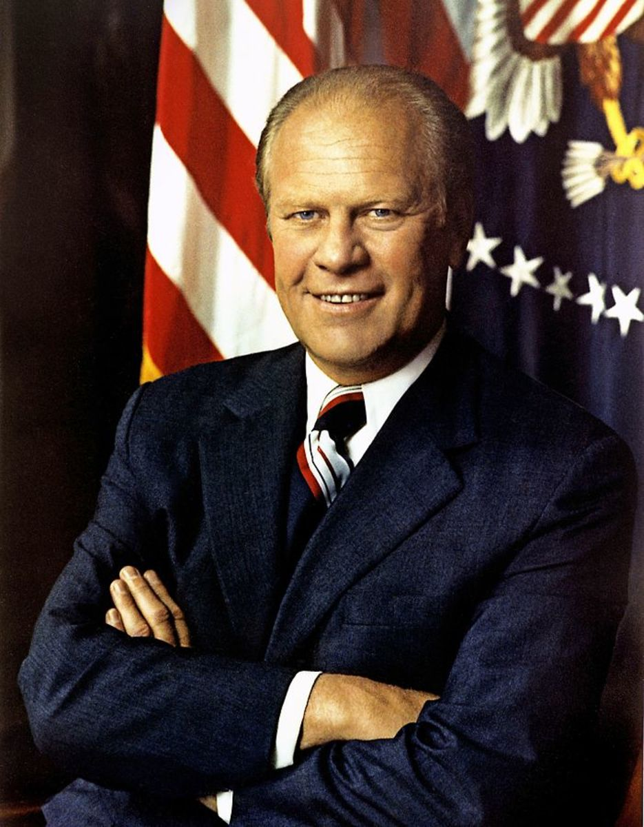 President Gerald Ford – Healing a Nation