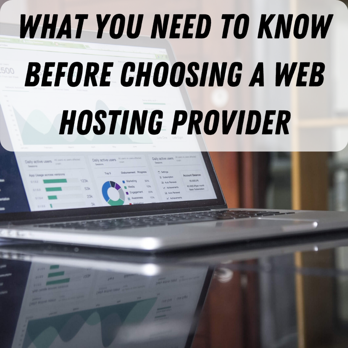 Things You Must Know Before Choosing a Web Hosting Provider
