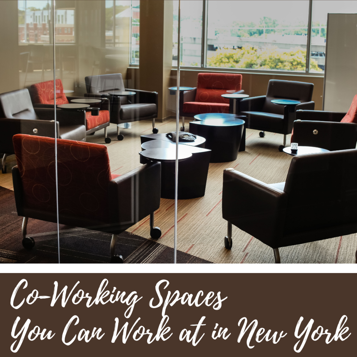 These great work spaces in New York will help you be a more efficient worker.