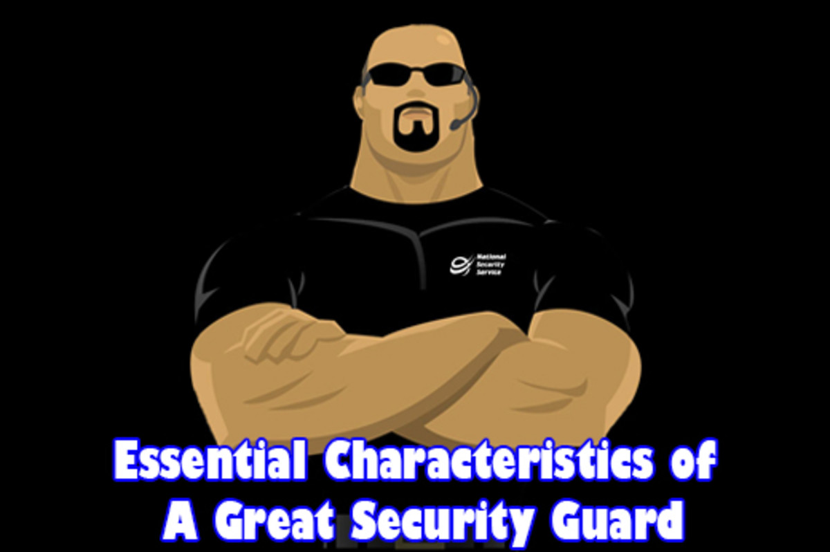 Essential Characteristics of A Great Security Guard