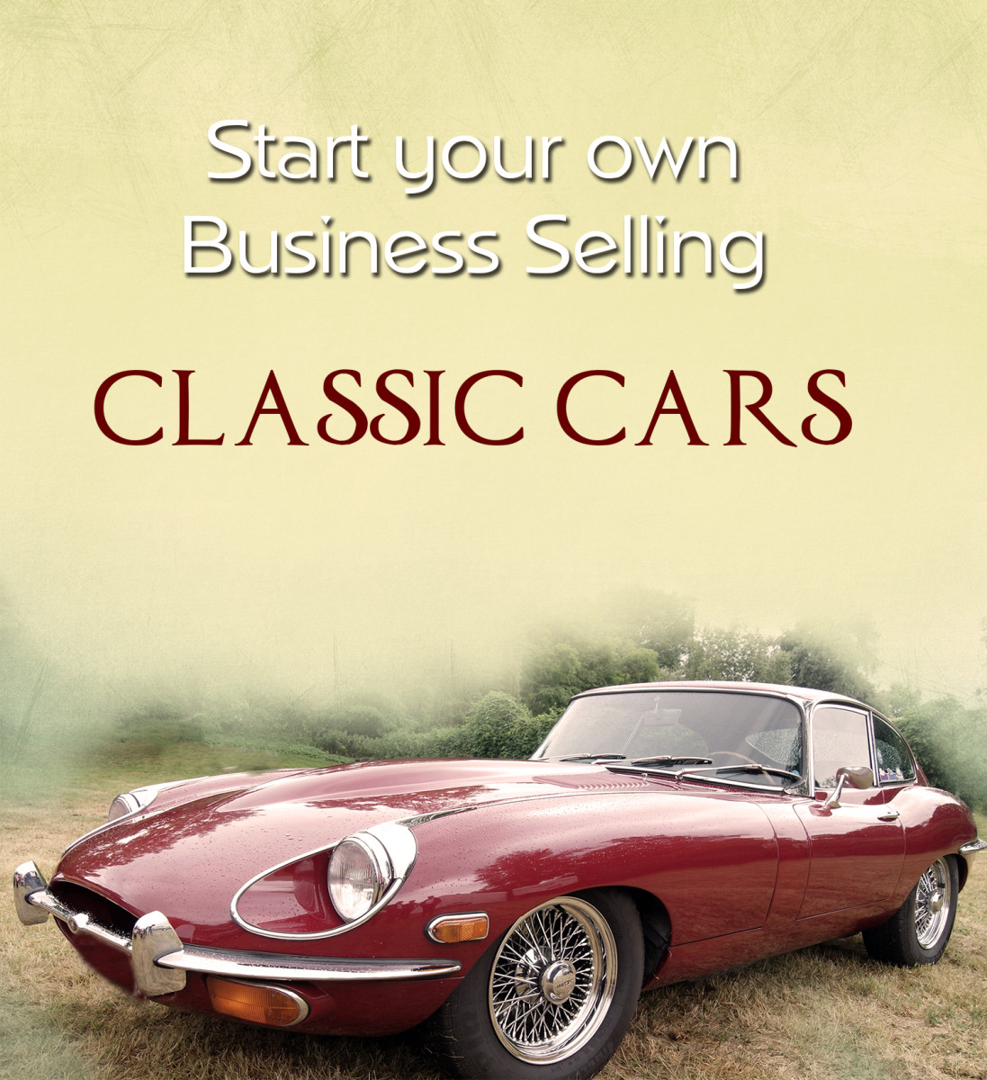 Start Your Own Business Selling Classic Cars