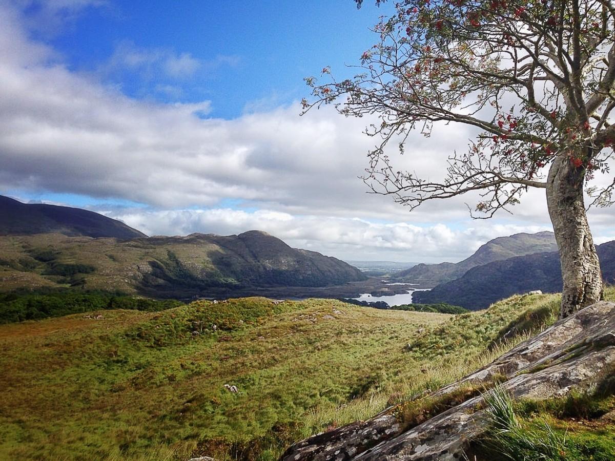 The Kerry Way in Ireland