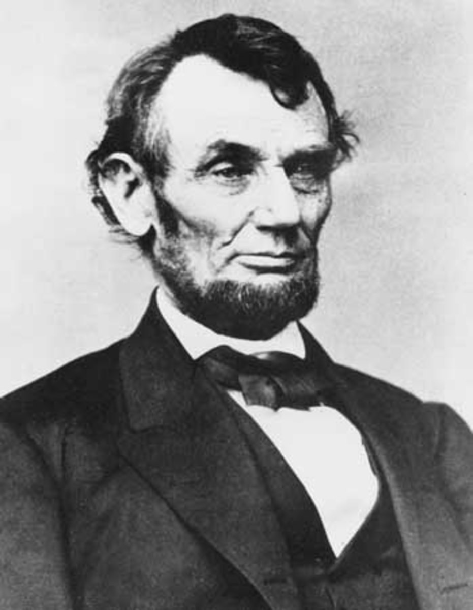 A Disinherited Ancestor, Family Feuds and how Lincoln Very Nearly was not President