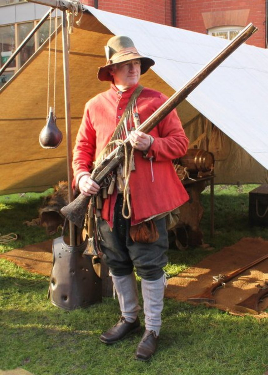 Matchlocks, Wheellocks and Flintlocks: How Early Small Arms Were Fired