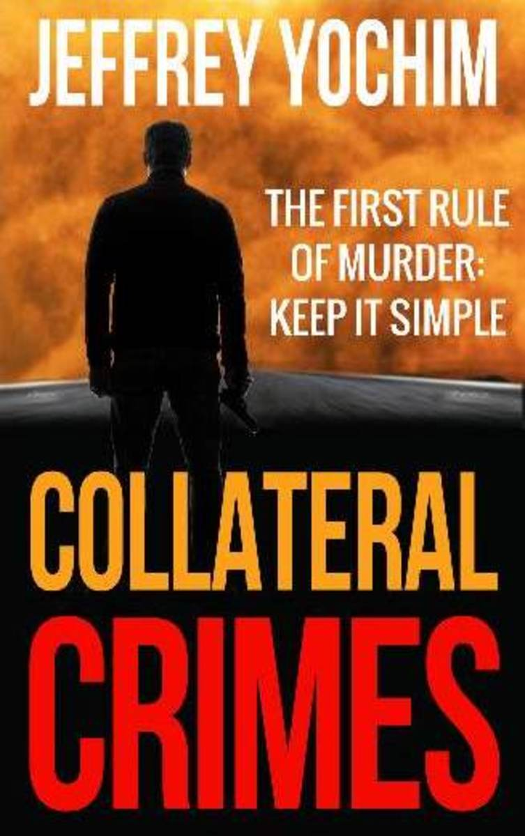"The Cover of ""Collateral Crimes"""