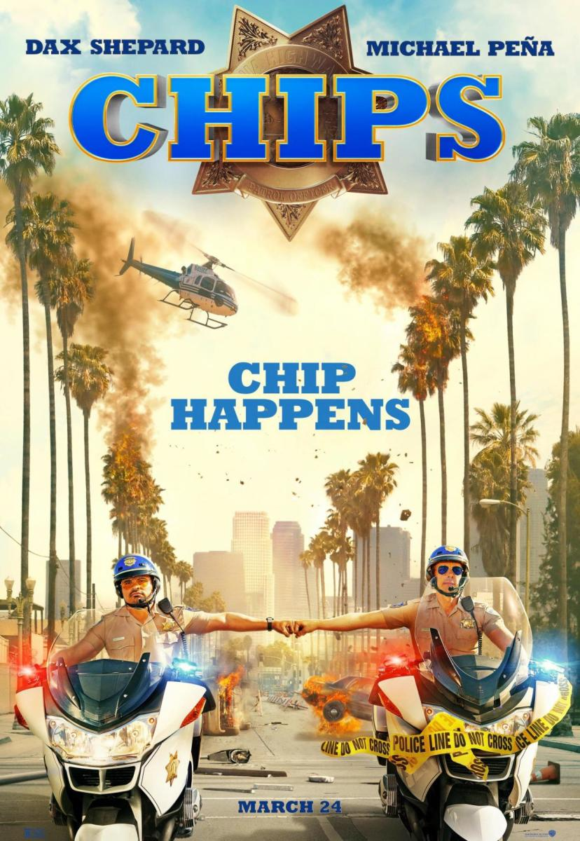 """""""CHIPS"""": Movie Review"""