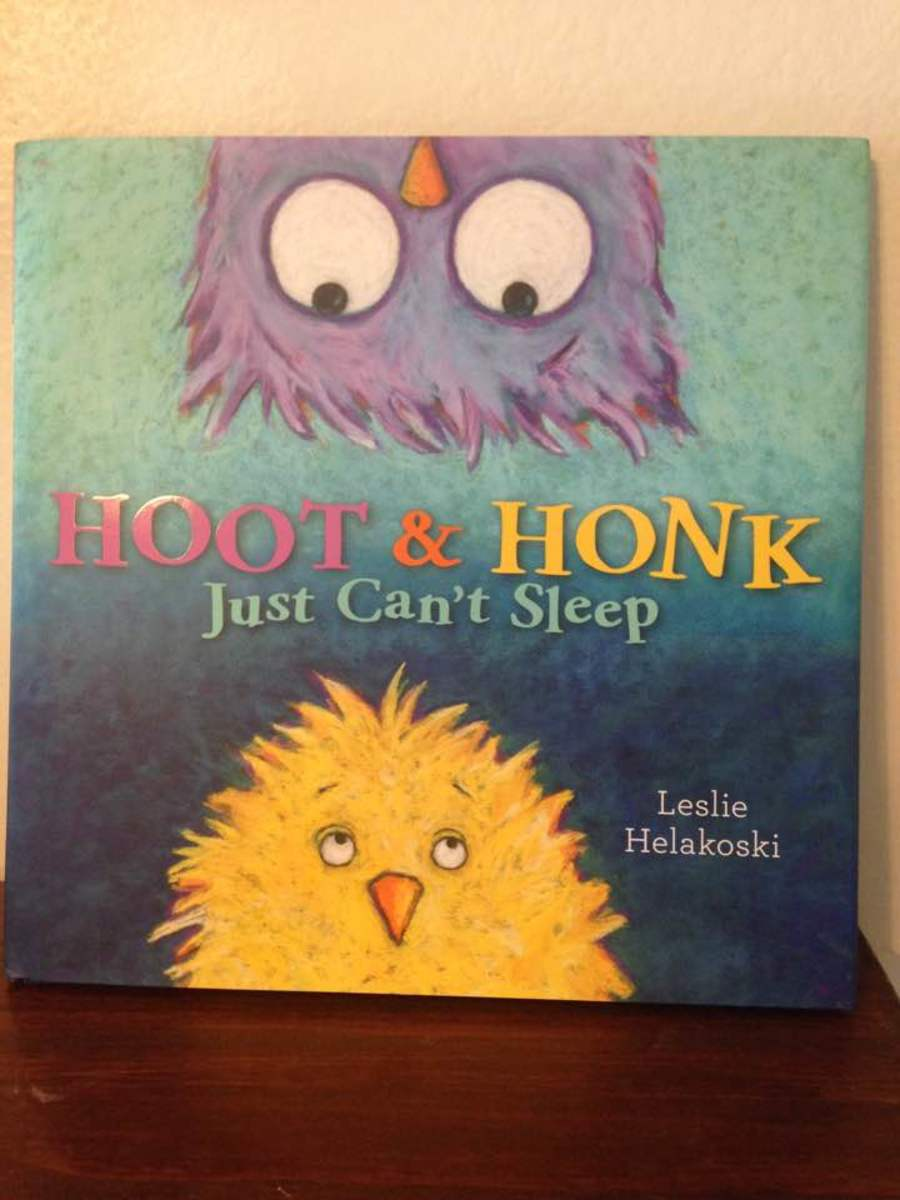 Fun picture book to read at bedtime