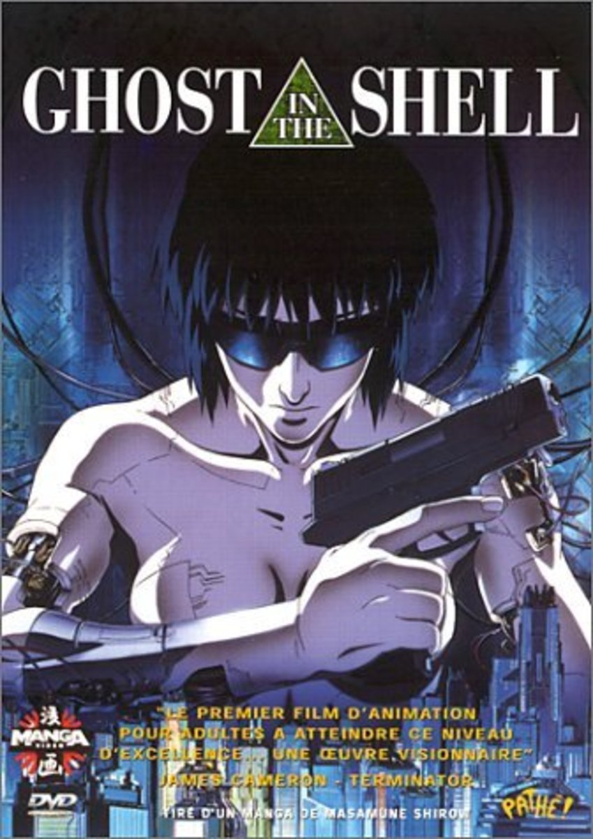 Film Review: Ghost in the Shell (1995)
