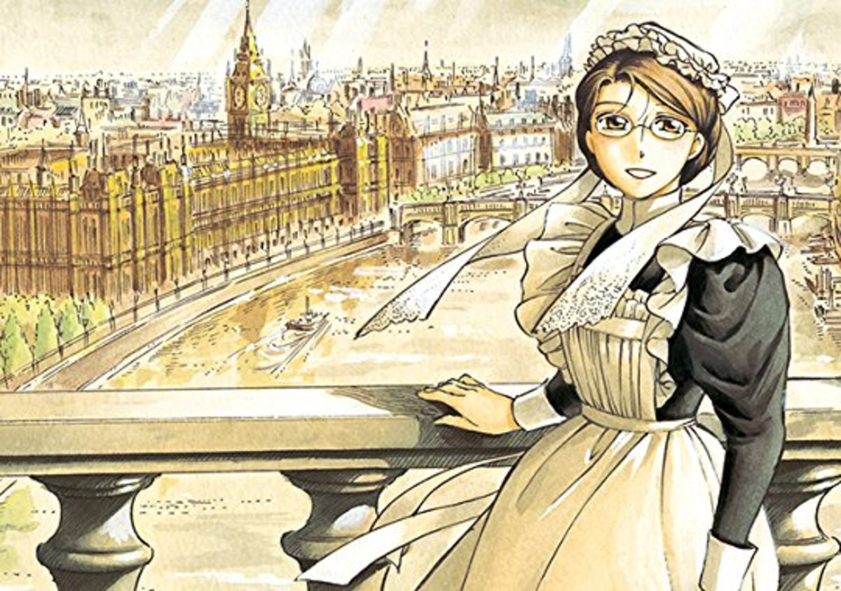 At a Glance: 'Emma - A Victorian Romance'