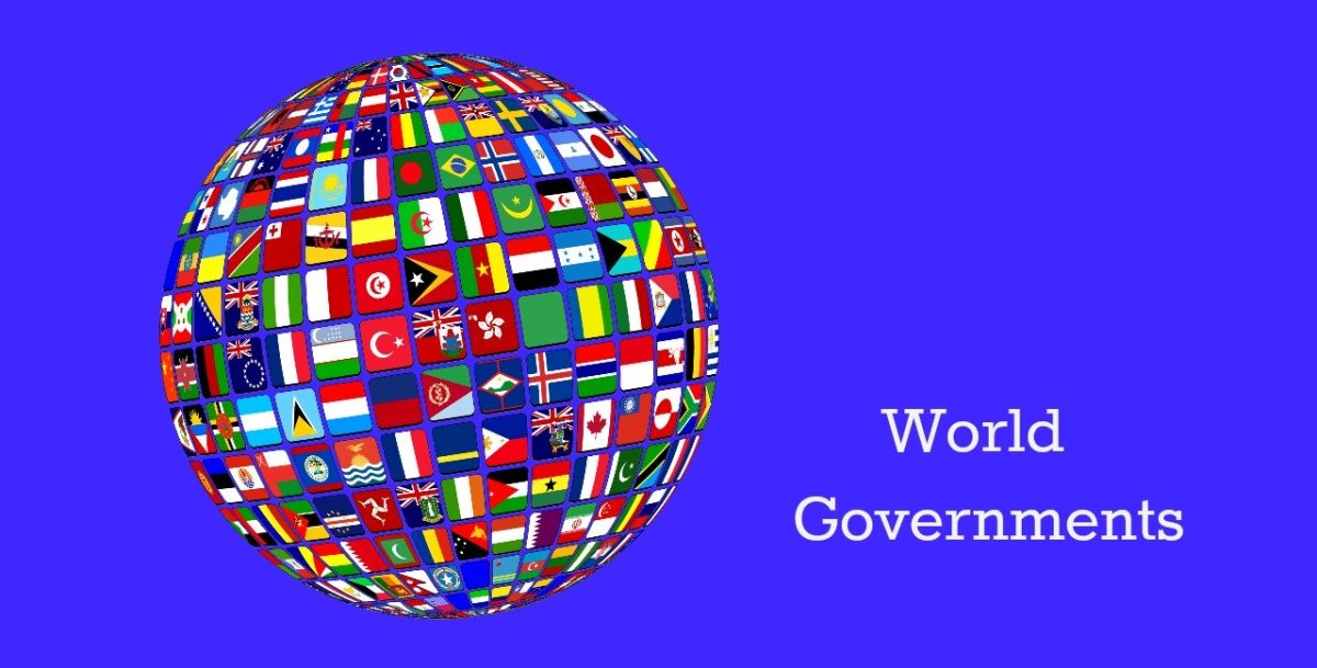 Over the course of history and across the globe, there have been many different forms of government.