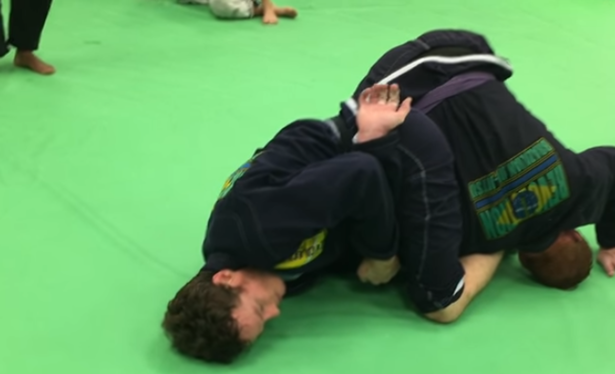 Three Nasty Omoplata Finishes