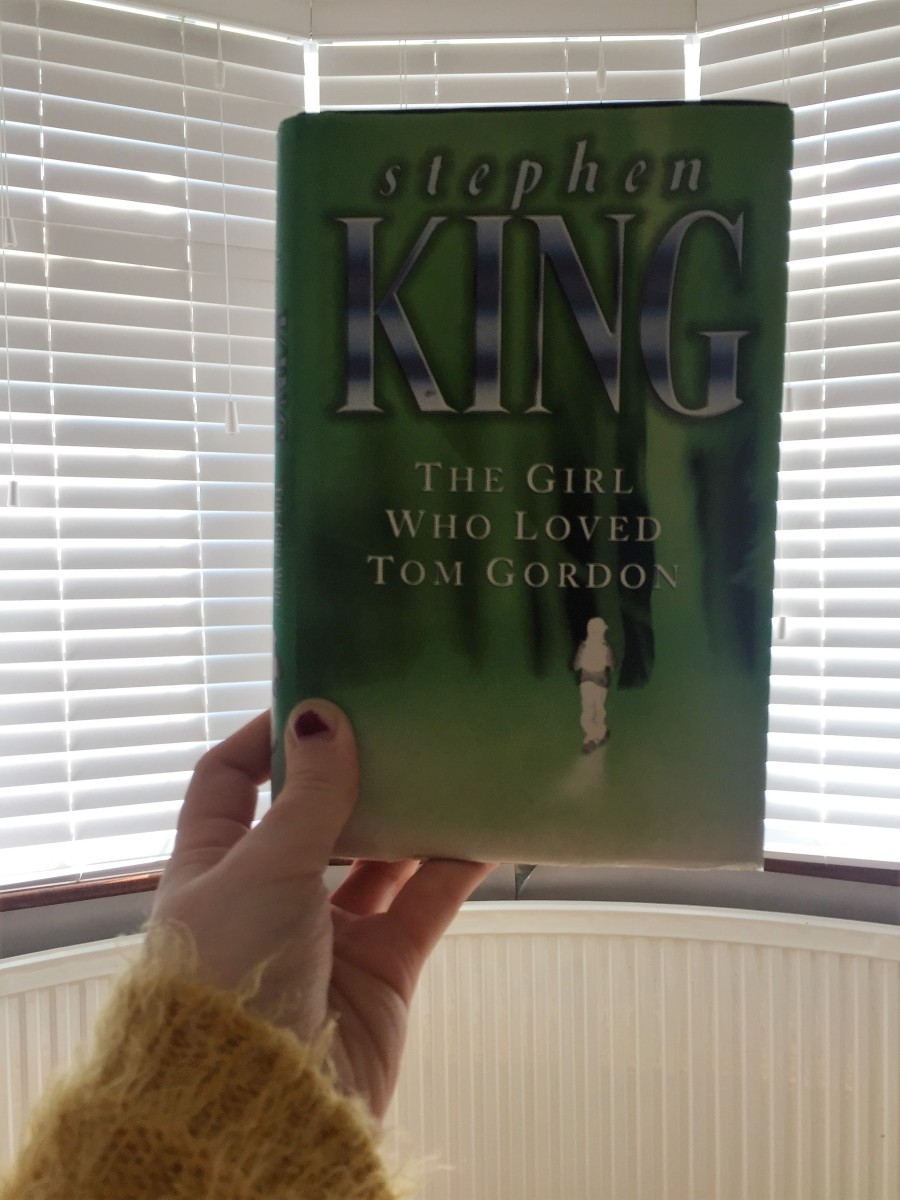 Book Review: The Girl Who Loved Tom Gordon by Stephen King