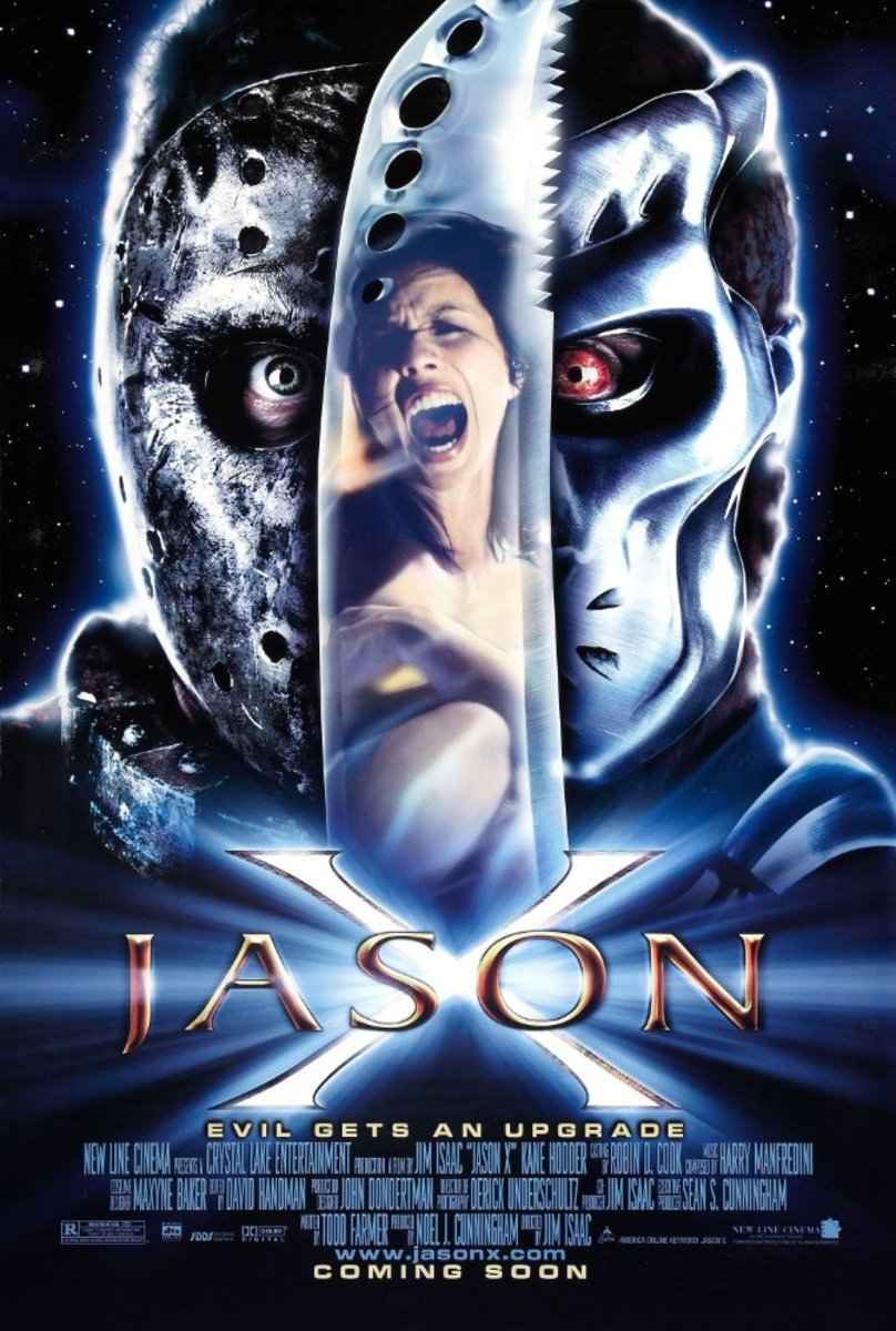 "Great Bad Movies: ""Jason X"" (2002)"