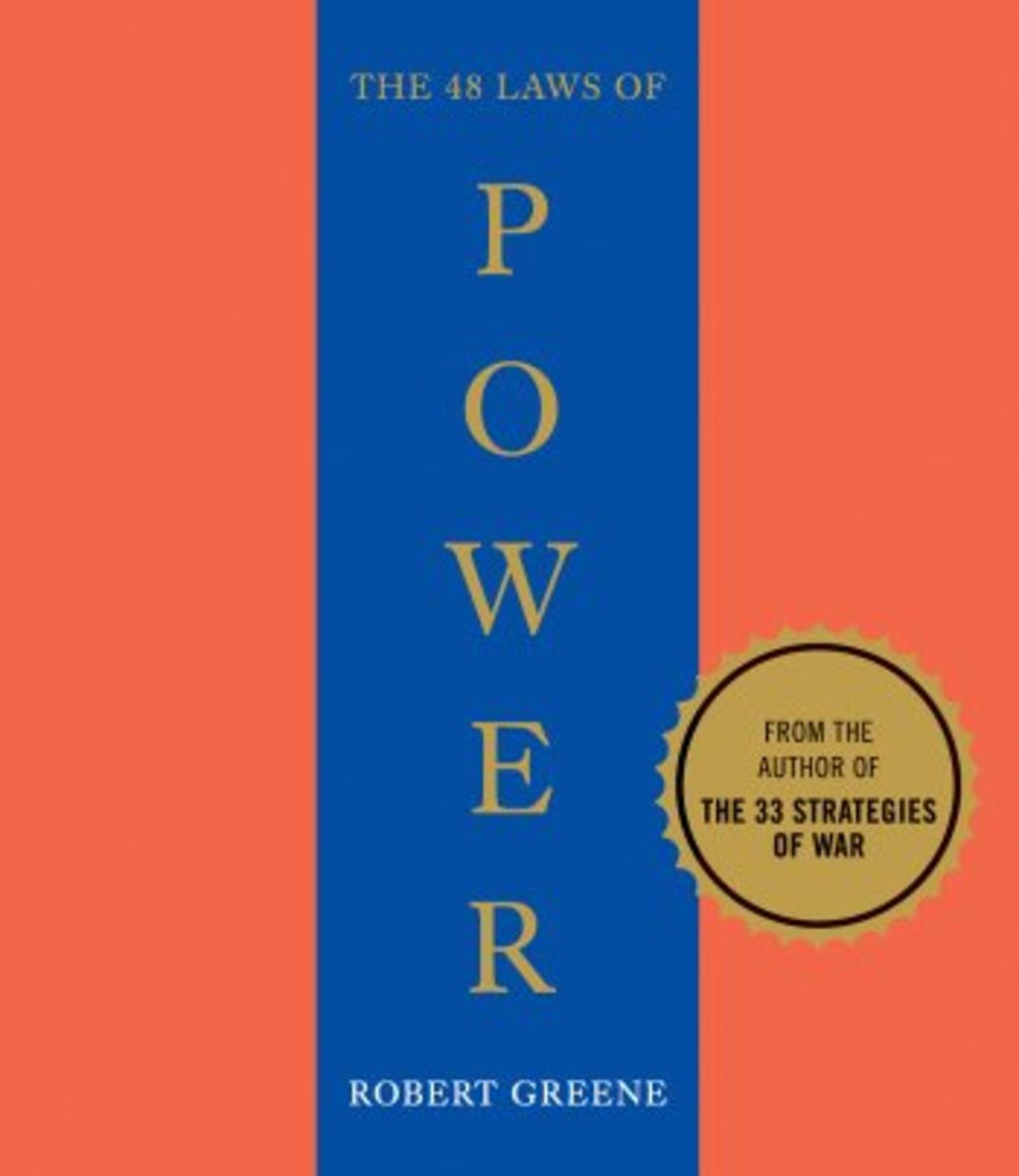 Book Review: The 48 Laws of Power by Robert Greene