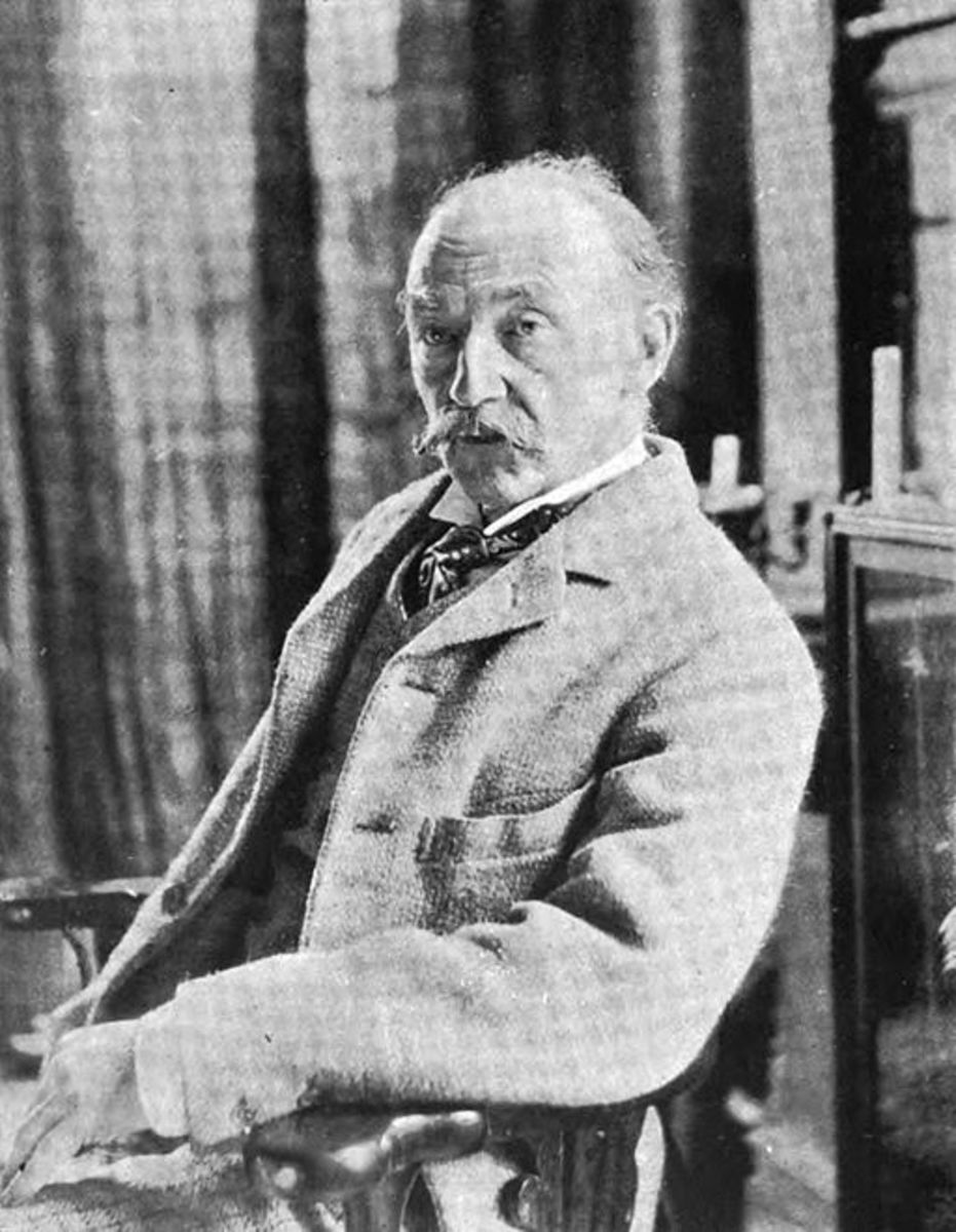 """Night In The Old Home"": A Poem by Thomas Hardy"