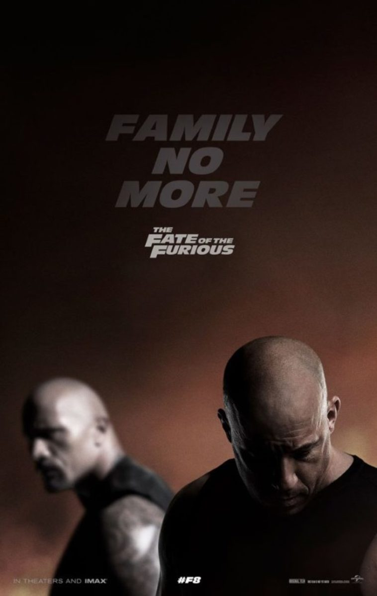 New Review: The Fate of the Furious (2017)