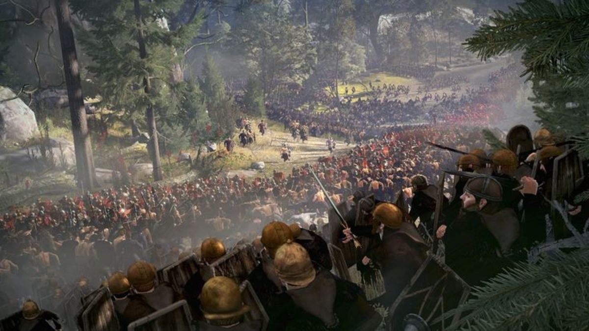 Tales of TanCred; The Jovinus Uprising