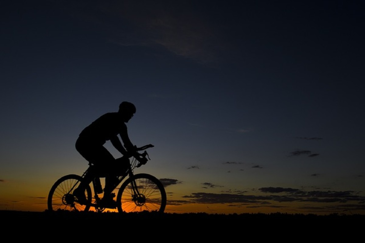 Cyclists Beware: You Risk Death by Riding on Roads
