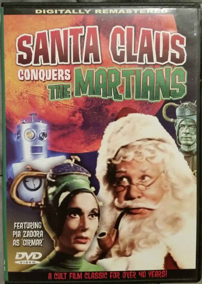 "Great Bad Movies: ""Santa Claus Conquers the Martians"" (1964)"