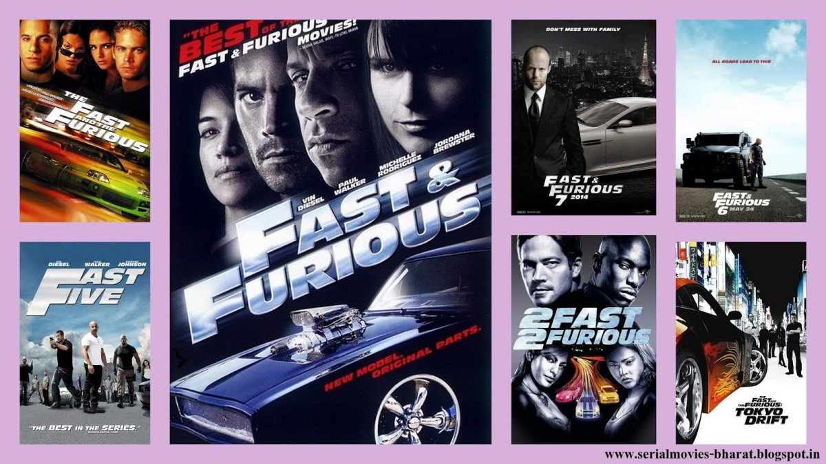 the fast and the furious from the best to the worst reelrundown. Black Bedroom Furniture Sets. Home Design Ideas